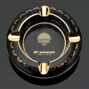 COHIBA 50th ANNIVERSARY CERAMIC ASHTRAY
