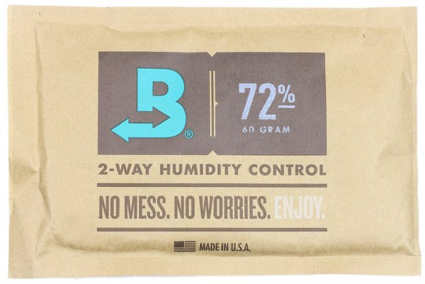 Boveda 72% Pouch