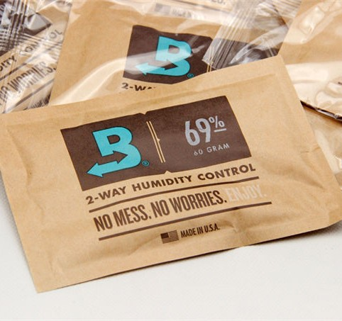 BOVEDA HUMIDITY POUCHES