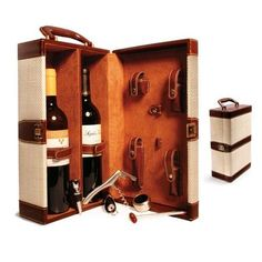 Wine Travel Case