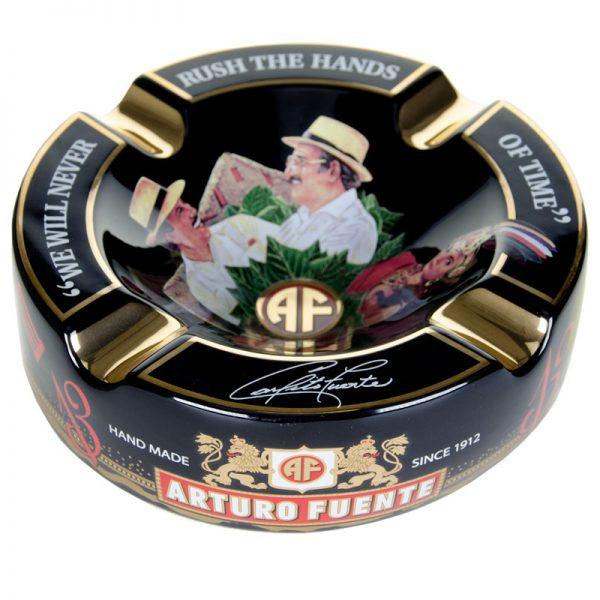 Arturo Fuente Black Cigar Ashtray