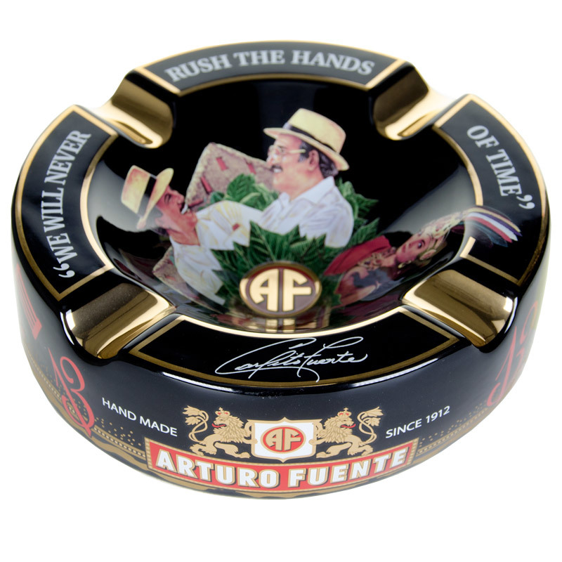 Arturo Fuente Black Cigar Ashtray