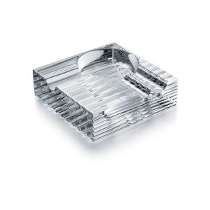 HAVANA CRYSTAL CIGAR ASHTRAY