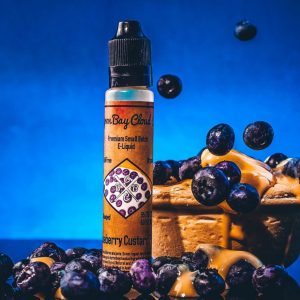 Blueberry Custard Pie 30ml