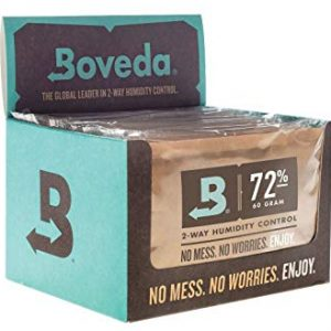 Boveda 2 way Humidity Pouch 72%