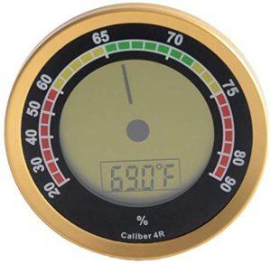 Caliber 4R Digital Hygrometer