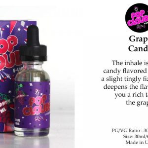 Pop Clouds - Grape Candy