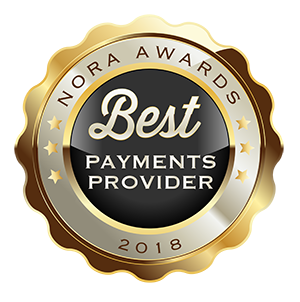 Nora-Awards - eway Best Payments Provider 2018