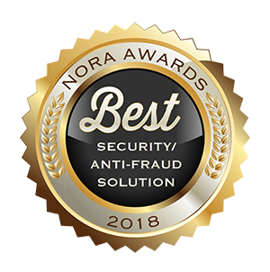 Nora-Awards - eway Best Security & Anti-Fraud Solution Provider 2018