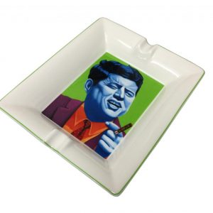 Siglo Cigar Ashtray John_Kennedy_Ashtray_large_