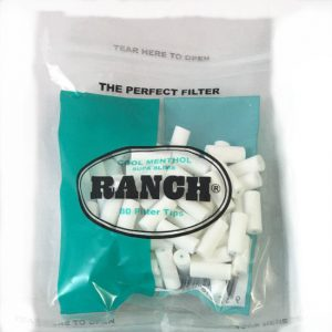 Ranch Cool Menthol Supa Slim Filters