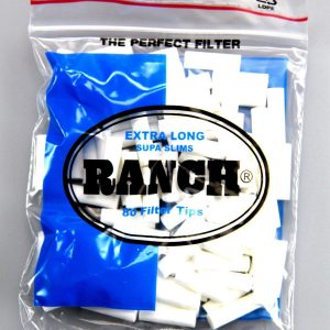 Ranch Extra Long Supa Slim Filters