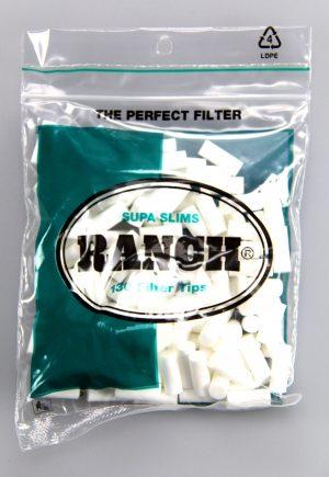 Ranch Supa Slim Filter Tips
