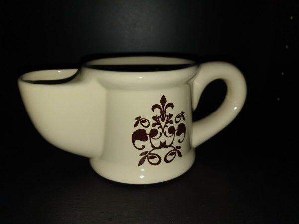 Ceramic Shave Mug