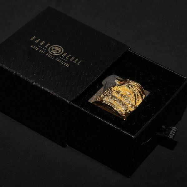 Dark Regal Draekon in Gift Box