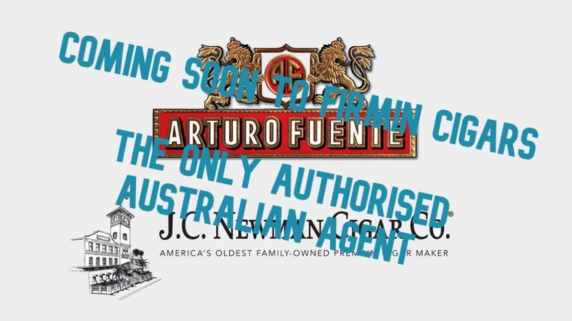 J.C. NEWMAN CIGARS AUSTRALIA COMING SOON