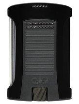 Colibri Daytone Matte Black & Charcoal Lighter