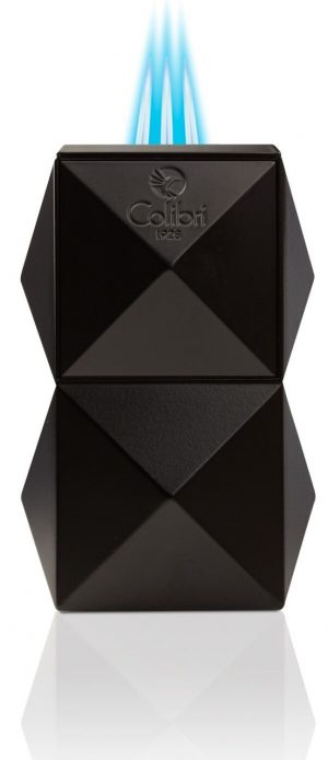 Colibri_Quasar_Tabletop_Triple_Flame_Lighter_-_Black