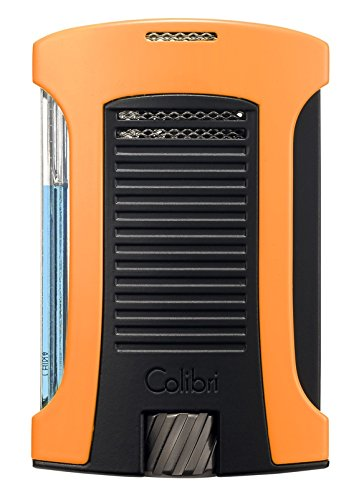 Colibri Daytona Neon Orange Jet Flame