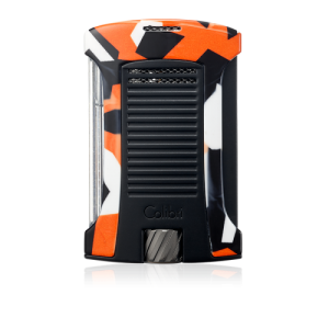 Daytona Camo Orange Lighter