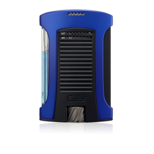 Colibri Daytona Blue Single Jet Flame Lighter