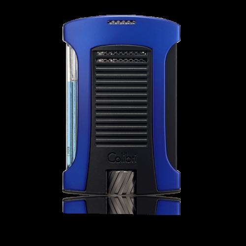 Colibri Daytona Blue Single Jet Flame Lighter