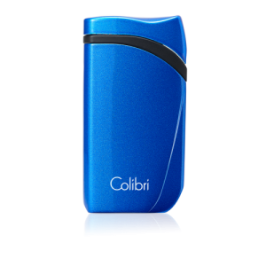 Falcon Metallic Blue Lighter