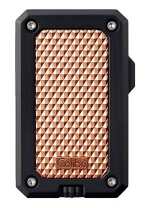 Colibri Rally Black + Rose Gold