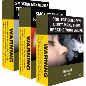 CIGARETTES - PACKETS & CARTONS