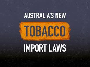 Are Cigars illegal in Australia?