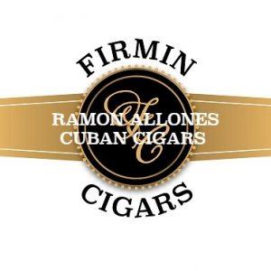 RAMON ALLONES CUBAN CIGARS - CUBA