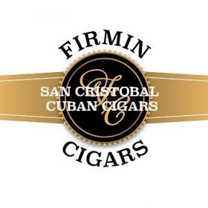 SAN CRISTOBAL DEL LA HABANA CUBAN CIGARS - CUBA