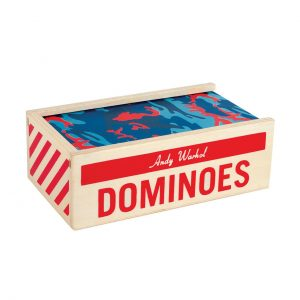 Andy Warhol Dominoes Set