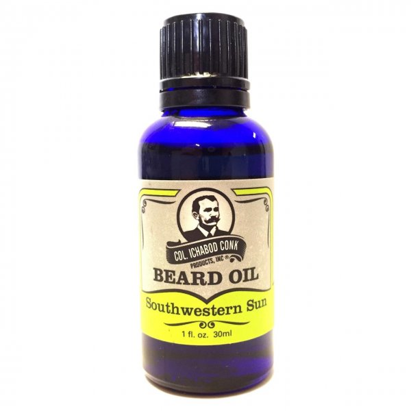 Southwestern Citrus Beard Oil 30ml