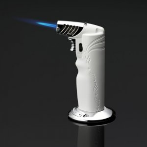 Siglo Oval Table Torch Lighter